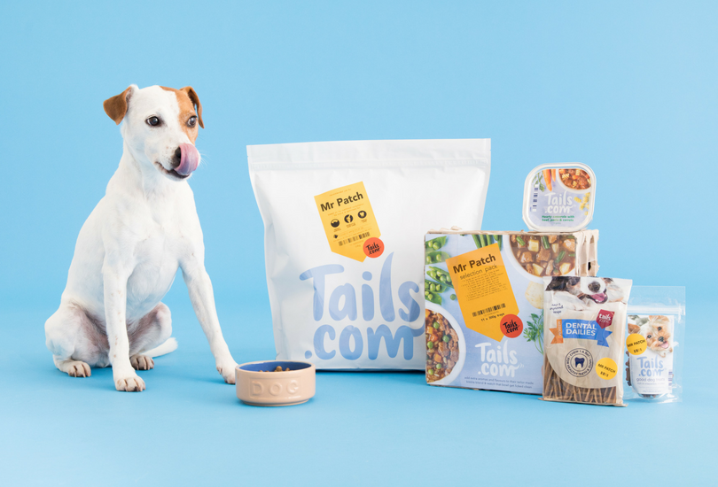 Tails Tailor Made Dog Food