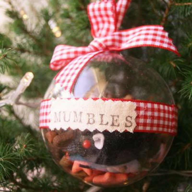 Bauble_ NOTHS Personalised w treats